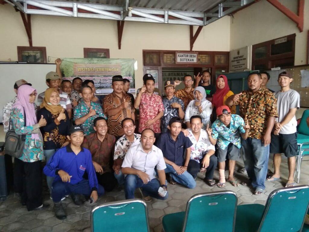 peserta visitasi
